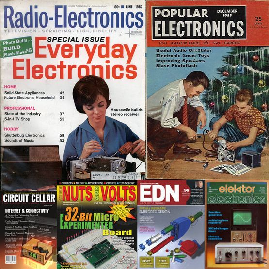 Electronics Engineering and Technology Magazines - delabs