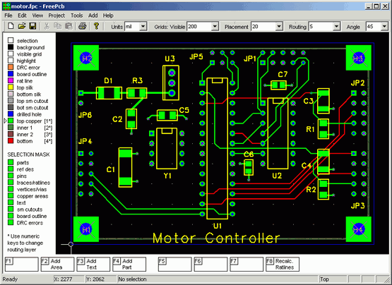 EDA CAD Circuit Design Software Tools - delabs