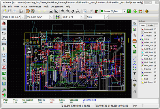 EDA CAD Circuit Design Software Tools - delabs
