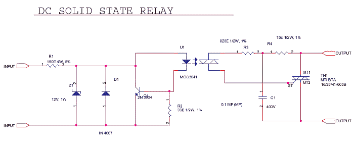 Solid State Relay - Common